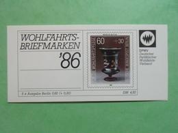 Allemagne / TC10 / Carnet Neuf **MNH Thème Vase , Poterie - [7] Repubblica Federale