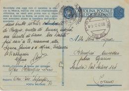 MILITARI -A - POSTA MILITARE N°80 - DIVISIONE SUPERGA - Guerra 1939-45