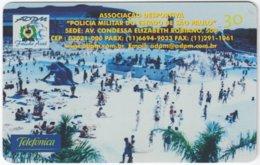 BRASIL K-325 Magnetic Telefonica - Used - Brasilien
