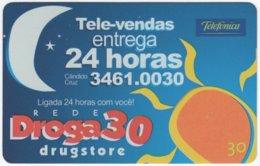 BRASIL K-330 Magnetic Telefonica - Used - Brasilien