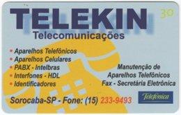 BRASIL K-371 Magnetic Telefonica - Used - Brasilien