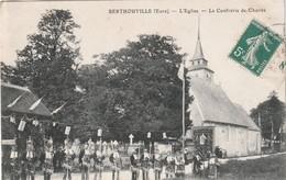 27 Berthouville. L'eglise. Confrerie De Charité - Sonstige Gemeinden