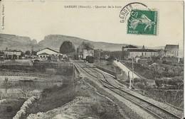 GANGES  Quartier De La Gare  1909 - Ganges