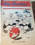 AUX ECOUTES /HITLER STALINE MUSSOLINI BLUM GUERRE ESPAGNE - Libri, Riviste, Fumetti