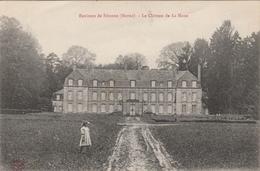 Marne .  Environs De Sézanne . Le Château De La Noue . - Francia