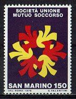 San Marino 1976 // Mi. 1121 ** - San Marino