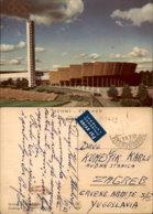 HELSINKI STADIUM OLYMPIC GAMES 1952,FINLAND POSTCARD - Finland