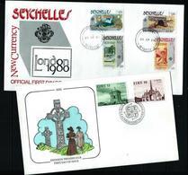 LOTE (sellos Y Sobres) Nuevo**/usadoº - Mezclas (max 999 Sellos)
