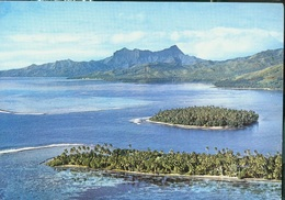 Polynésie Passe Teavapiti D'uturoa (raiatea) Iles Sous Le Vent - Französisch-Polynesien