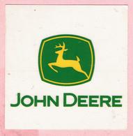 Sticker - John Deere - Autocollants