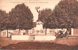 54 MEURTHE Et MOSELLE Le Monument Aux Morts De La Grande Guerre De TUCQUEGNIEUX - Frankrijk