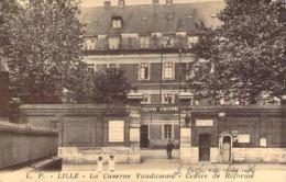 59 NORD La Caserne Vandamme Centre De Réforme à LILLE - Lille