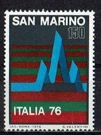 San Marino 1976 // Mi. 1122 ** - San Marino
