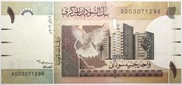 Soudan - 1 Pound - 2006 - PICK 64a - NEUF - Soudan