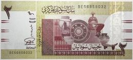 Soudan - 2 Pounds - 2015 - PICK 71b - NEUF - Soudan