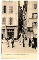 CPA - 13 - Marseille - Rue Coin De Reboul  - - Vecchio Porto (Vieux-Port), Saint Victor, Le Panier