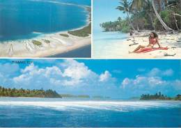 ATOLL OF RANGIROA - Tahiti