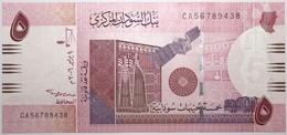 Soudan - 5 Pounds - 2006 - PICK 66 - NEUF - Soudan