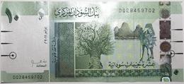 Soudan - 10 Pounds - 2011 - PICK 73a - SPL - Soudan