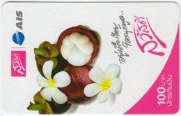 THAILAND C-505 Prepaid 1-2-call/AIS - Plant, Fruit - Used - Thailand