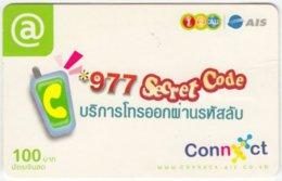 THAILAND C-344 Prepaid 1-2-call/AIS - Used - Thailand