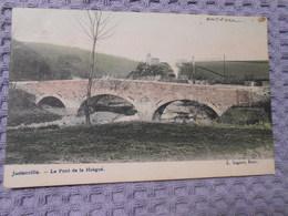 Cpa  Juslenville Pont De La Hoegne Colorisée  Theux - Theux