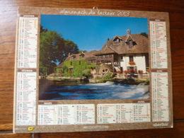 Almanach Du Facteur - 2013 - Moulin De Fourges (Eure), Vieux Moulin Sur La Seine à Vernon - Autres