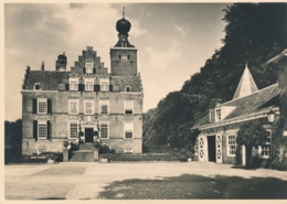 Nederland - 1946 - Kastelenserie 13 - Leersum Kasteel Zuylestein - Foto-briefkaart G286m Ongebruikt - Postal Stationery