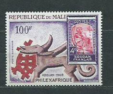 Mali - Aereo Yvert 65 ** Mnh  Filatelia - Malí (1959-...)