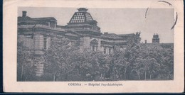 POSTAL UCRANIA - ODESSA - HOPITAL PSYCHIATRIQUE - CIRCULADA - Ukraine