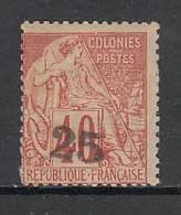 Madagascar - Correo 1889 Yvert 3 * Mh - Madagascar (1960-...)