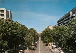 42 - Saint Etienne - Cours Fauriel - Automobiles - Flamme Postale De Saint Etienne - Voir Scans Recto-Verso - Saint Etienne