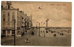 OSTENDE - Digue Et Phare - Oostende