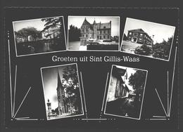 Sint-Gillis-Waas - Groeten Uit Sint Gillis-Waas - Multiview - Echte Foto - Sint-Gillis-Waas