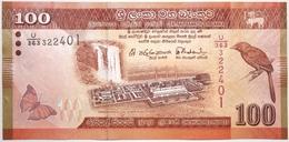 Sri Lanka - 100 Roupies - 2015 - PICK 125d - NEUF - Sri Lanka