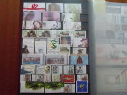 ALLEMAGNE /Collection ( V) De Timbres Tous Oblitérés Dont Blocs TTB - Alemania