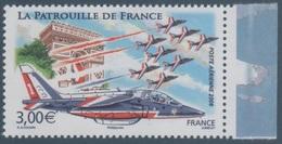 Poste Aérienne N° 71 A , Patrouille De France , Provenant De La Feuille De 10 Timbres , Port Gratuit - 1960-.... Mint/hinged