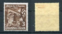 D. Reich Michel-Nr. 598y Ungebraucht - Deutschland