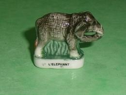 Fèves / Animaux : éléphant   TB122H - Tiere