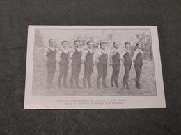 """PEPINSTER - BALLET ACROBATIQUE DU R.C.G. """"LES PEPINS"""" - CIRCA 1920 (1) - Célébrités"""