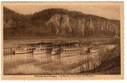 MARCHE-LES-DAMES - Le Bassin Et Les Crêtes Des Rochers - Namur