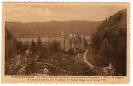 MARCHE-LES-DAMES - Le Château Des D'Arenberg - Namur