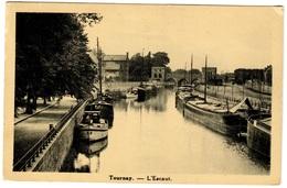 TOURNAY - L'Escaut - Tournai