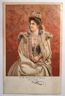 30199 S . M . Margherita Di Savoia Regina D ' Italia - Königshäuser