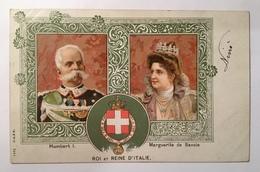 30200 Il Re E La Regina D ' Italia - Umberto I E Margherita Di Savoia - Königshäuser