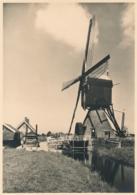 Nederland - 1946 - Molen Serie 6 - Alphen Ad Rijn Wipwatermolen - Foto-briefkaart G285f Ongebruikt - Ganzsachen