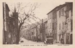 Leucate - Rue De L'église - Leucate