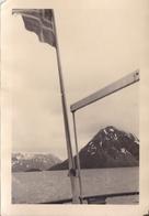 PHOTO ORIGINALE 39 / 45 WW2 WEHRMACHT NORVEGE STAVANGER VUE DU BATEAU - Guerre, Militaire