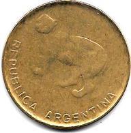 *argentina 5 Centavos 1987 Km 97.2 Bu - Argentine