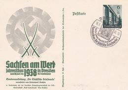 Entier Illustre 18.06.1938 - Alemania